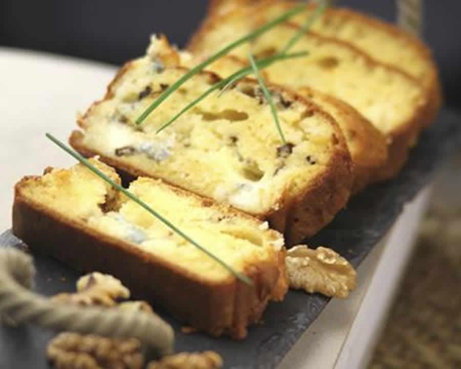 Cake aux jambon et noix au thermomix