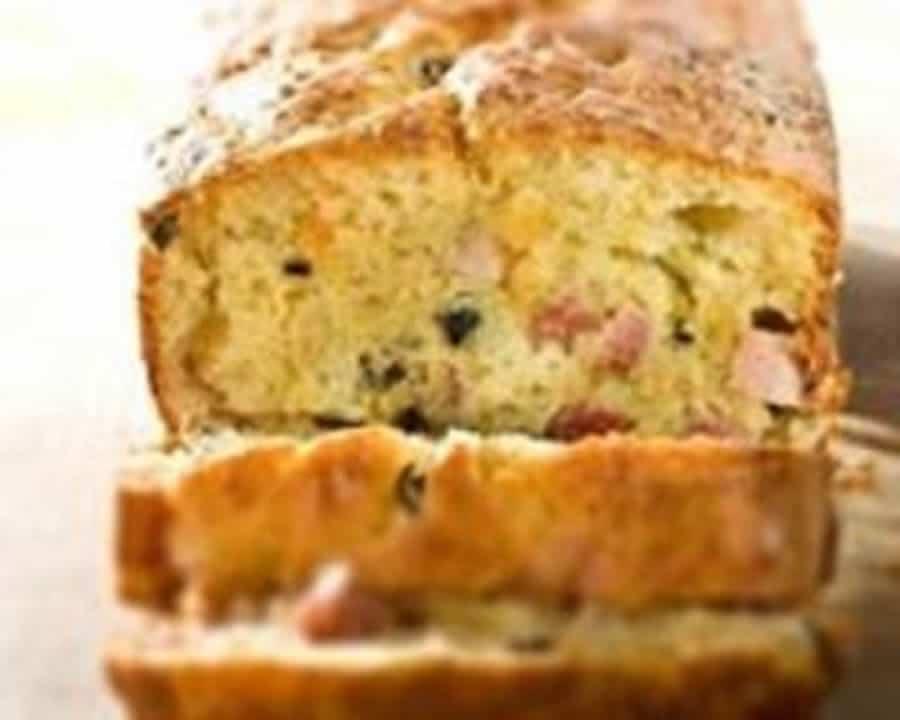 Cake montagnard au thermomix