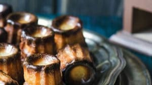 Cannelés de Bordeaux au thermomix