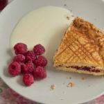 Gâteau breton à la framboise au thermomix