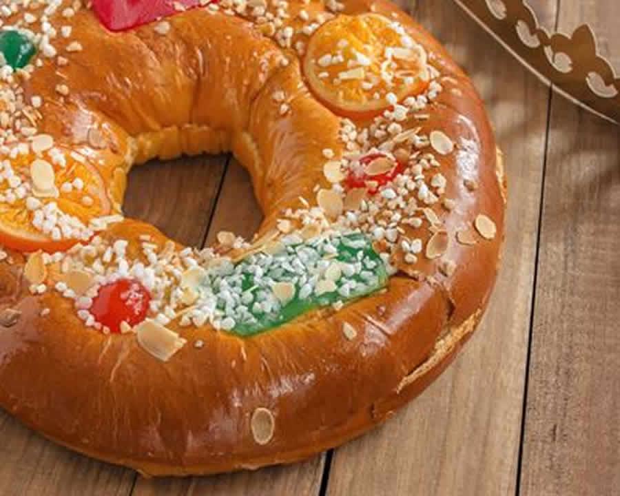 Gâteau des rois provençal au thermomix