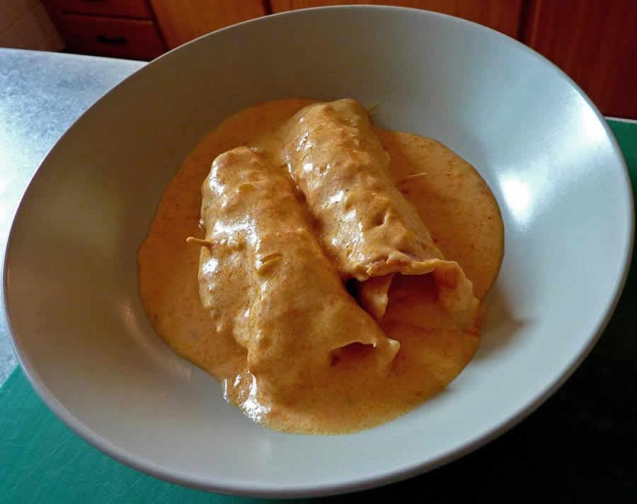 Jambon à la sauce chablisienne au thermomix