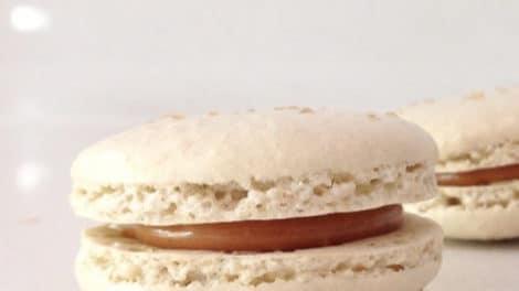 Macarons au caramel beurre salé au thermomix