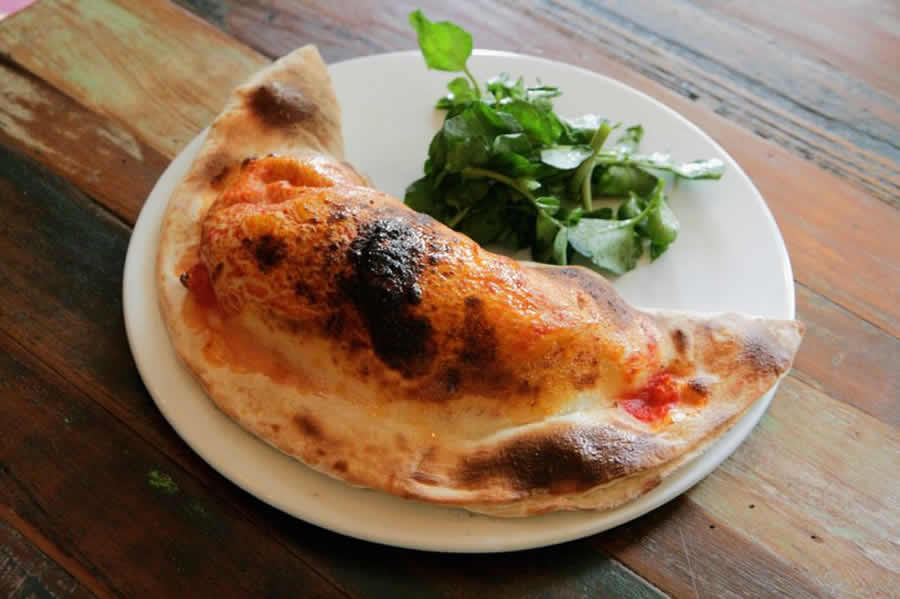 Pizza Calzone au thermomix