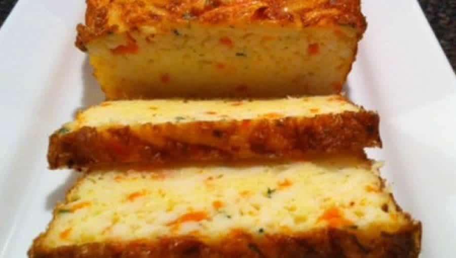 Cake surimi et carottes au cumin au thermomix