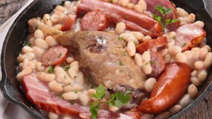 Cassoulet express au thermomix