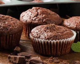 Muffins au chocolat au thermomix