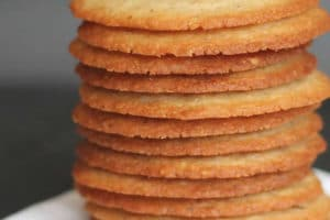 Biscuits aux amandes et orange au thermomix