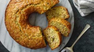 Gâteau de courgettes au Thermomix