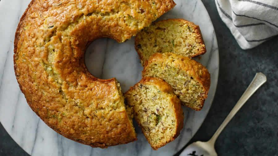 Gâteau De Courgettes Au Thermomix Recette Thermomix