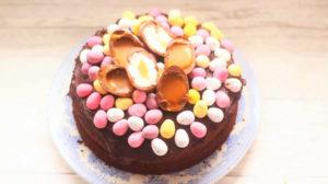 Gâteau de pâques au Thermomix