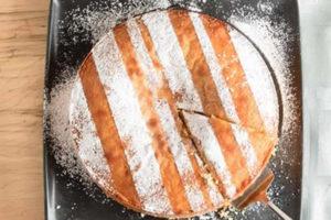 Gâteau sucré aux pommes de terre au Thermomix