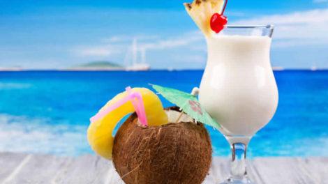 Cocktail piña colada au Thermomix