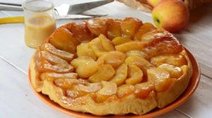 Tartes sans pâte aux pommes et au caramel WW