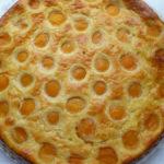 Clafoutis aux abricots au Thermomix