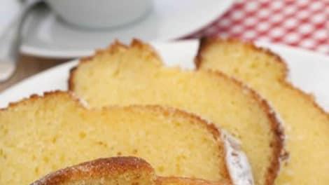 Gâteau battu au Thermomix