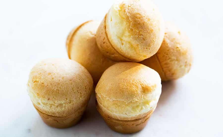 Petits gâteaux moelleux à la ricotta ou Ciambella au Thermomix