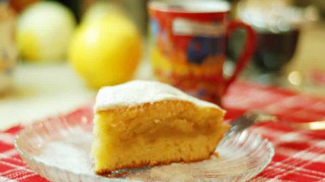 Gâteau pommes citron au Thermomix