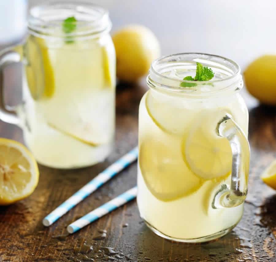 Jus au citron rafraîchissant au Thermomix