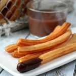 Churros au four au Thermomix