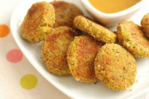 Nuggets de poulet aux légumes au Thermomix