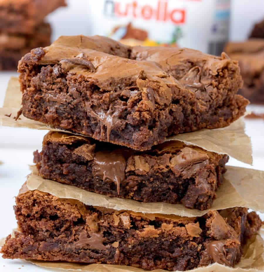 Brownies au Nutella au Thermomix