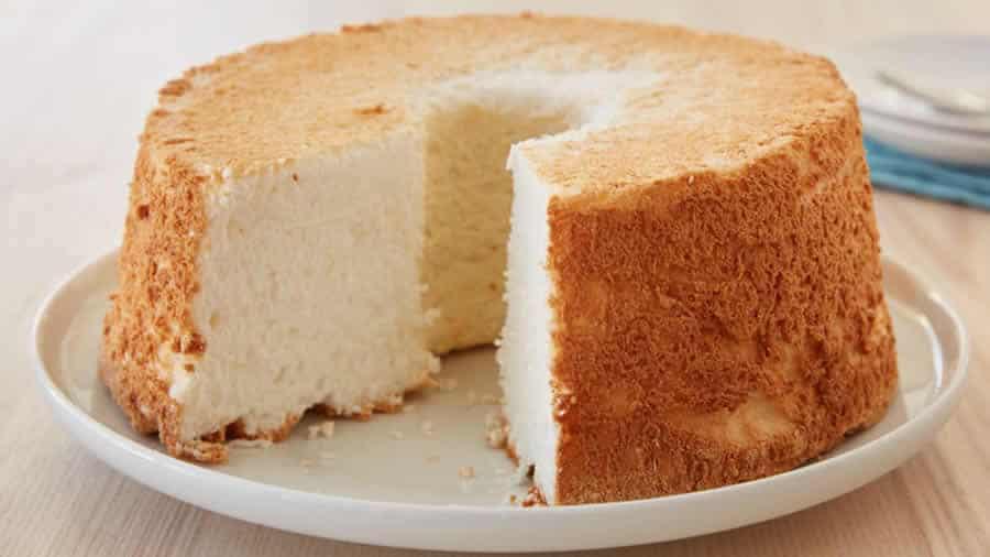 Gâteau des anges Recette WW