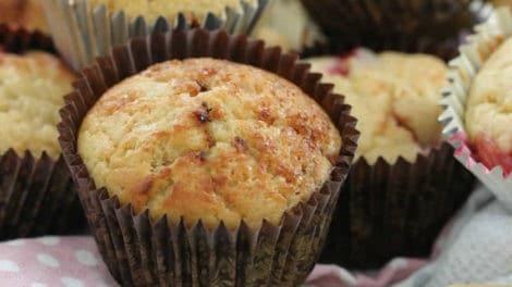 Muffins aux fruits et yaourt au Thermomix