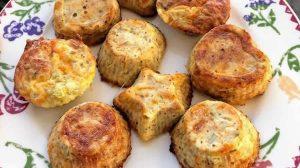 Muffins de pommes de terre au thon Recette WW