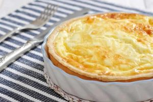 Tarte aux 4 Fromages au Thermomix