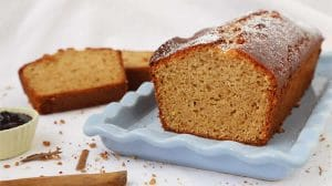 Cake au nougat au Thermomix
