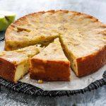 Gâteau au fromage blanc et pommes au Thermomix