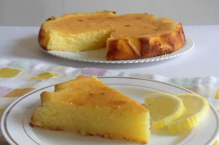 Gâteau fondant au citron Recette WW
