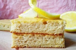 Lemon cake au Cookeo