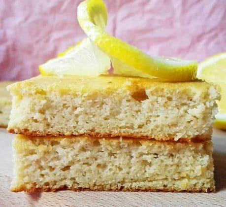Lemon cake au Cookeo