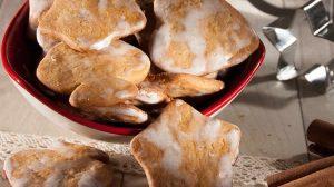 Gâteaux de noël alsacien ou schwowebredele au Thermomix