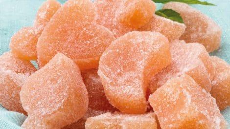Pâtes de fruit à la pomme au Thermomix