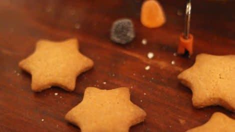 Petits sablés de Noël au Thermomix