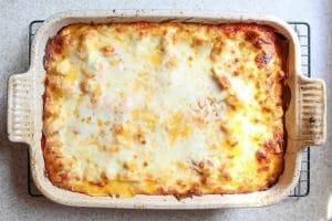 Lasagnes aux légumes au Thermomix