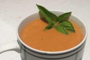 Soupe d'hiver au Thermomix