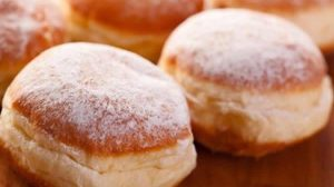 Beignets traditionnels d'Alsace au Thermomix