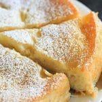 Cake aux pommes et au yaourt WW
