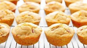 Muffins au Jambon WW