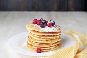 Pancakes Express Recette WW