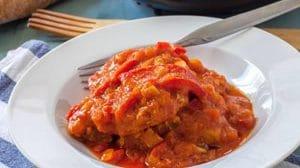 Sauce de thon massalé au Thermomix