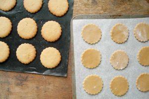 Biscuits apéritifs salés au Thermomix