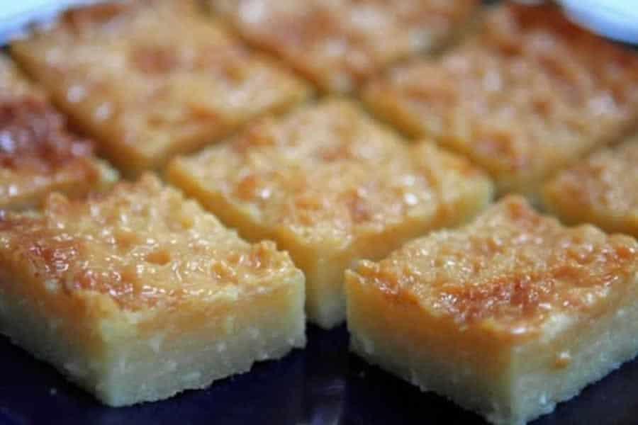 Gâteau au manioc au Thermomix