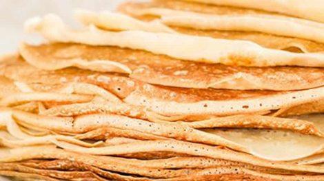 Pâte à crêpes fines et légères au Thermomix