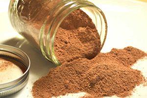 Chocolat en poudre au Thermomix
