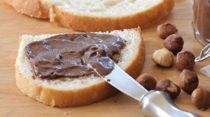 Pâte à tartiner chocolat et noisette au Thermomix